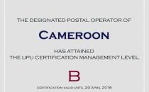 Certification qualité : L'UPU confirme l'amélioration de la qualité de service à la CAMPOST.