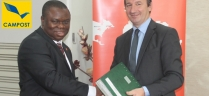 CAMPOST AND UBA FORMALIZE THEIR PARTNERSHIP AGREEMENTS